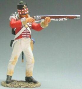 King & Country Napoleonic NA003, 71st Highlander  Standing Firing  NA03