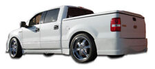 04-08 Ford F150 4DR Platinum Duraflex Rear Body Kit Bumper!!! 102262