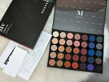 TRUSTED SELLER Authentic MORPHE 35V stunning vibes Eyeshadow Palette Blue browns