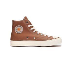 Converse Chuck 70 Hi x Carhartt 169220c Size 10.5 Men HAMILTON BROWN/EGRET/EGRET