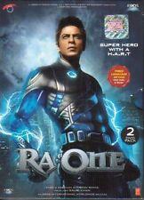 RA ONE / RA.ONE (SHAHRUKH KHAN, KAREENA KAPOOR) - BOLLYWOOD 2 DISC DVD