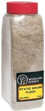 Woodland Scenics FL631 Static Grass Flock Wild Honey 32 oz Shaker - NIB