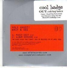 (BZ555) Holy Ghost! Wait & See - 2011 DJ CD