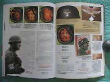 libro su ELMETTO TEDESCO 2a guerra mondiale a 360°