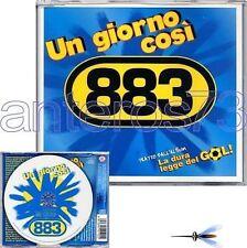 """883 MAX PEZZALI """"UN GIORNO COSI'"""" CDsingolo 1997"""