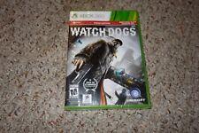 Watch Dogs (Microsoft Xbox 360, 2014) NEW Sealed Target Bonus Skin