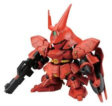 BANDAI SD MSN-04 SAZABI Model Kit Gundam Char's Counterattack NEW from Japan