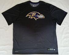 Baltimore Ravens Locker Room/Team Issued Nike Team Apparel Dri-Fit Shirt - XXL