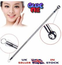 Stainless Blackhead Facial Acne Spot Pimple Extractor Remover Tool Comedone Uk