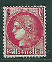 France - Mail 1938 Yvert 373 MNH