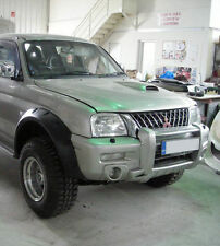 Wide fender flares wheel arches for MITSUBISHI L200 1996–2005 single & extra cab