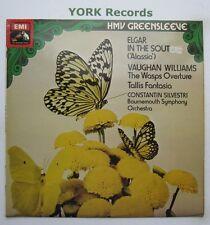 ESD 7013 - ELGAR - In The South SIVESTRI Bournemouth SO - Ex Con LP Record