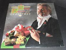 Kenny Rogers-Christmas-Vinyl LP VG Condition