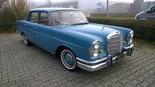 Mercedes Benz 220 W111 Sedan de Luxe 1965