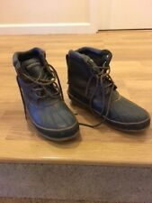 THINSULATE  Mens 9 Winter Snow Mud Boots Insulated Water Proof