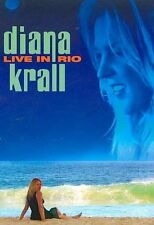 Live in Rio 0801213027392 With Diana Krall DVD Region 1