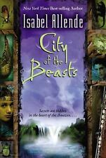 NEW - City of the Beasts Bk. 1 by Isabel Allende (2004, 1ST CLASS SHIP...