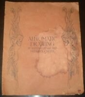 1 of 250, AUTOMATIC DRAWING, by AUSTIN OSMAN SPARE, FREDERICK CARTER, OCCULT ART