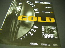 MC REN 1992 PROMO POSTER AD Kizz My Azz is now CERTIFIED GOLD mint condition