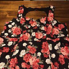 Torrid Plus Size Floral Dress 20