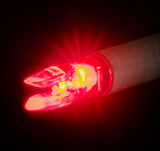 Nockturnal Lighted Nocks by Rage (G, X, H, S, GT) in Red, Green, Blue, or Pink!!