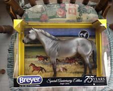 BREYER AQHA 75th Anniversary Edition #1730 - Grulla - ideal quarter horse