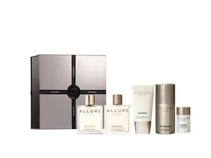 Chanel Allure EDT,After Shave,Deodorant Gift Sets and More Each Sold Separately