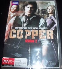 Copper Season Series 2 (Australia Region 4) BBC DVD - NEW