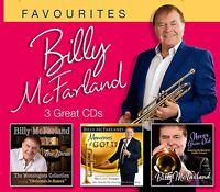 Billy McFarland - Favourites 3CD Set - Brand New & Sealed