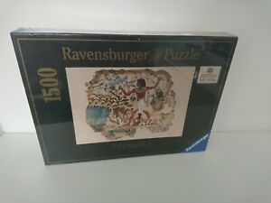Ravensburger Rare Jigsaw 1500 Hunting In the Marshes British Museum New Sealed