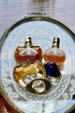 Boucheron Perfume Refillable Spray 7.5ml Gold Plated Vintage Pure Parfum  Plus