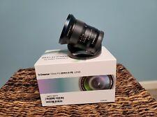 Venus Laowa 15mm f/2 Fe Zero-D Lens for Sony E Mount Camera - Black (Ve1520Sfe)