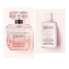 Victoria's Secret BOMBSHELL SEDUCTION EDP (1 fl.oz.)+Oil-to-Cream Body Wash Set