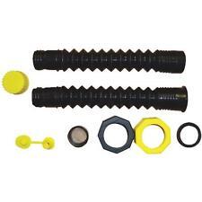 EZ Pour Replacement Hi-Flo Spout Old Gas Can Fill Kit Fuel Diesel Water Jug