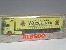 Sonderpreis: Albedo Volvo FH 16 Sattelzug Warsteiner Premium Klasse in OVP