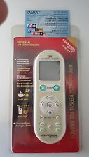 REMOTE CONTROL UNIVERSAL AIR CONDITIONING AIRCO SUPERIOR 1000 IN 1 ALL BRANDS