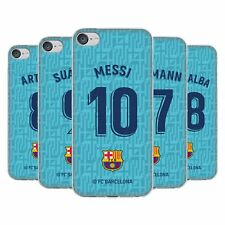 Fc Barcelona 2019/20 Players Third Kit Group 1 Gel Case For Apple iPod Touch Mp3