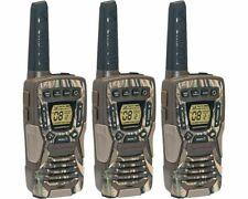 COBRA 3-Pack 37-Mile  Waterproof Two Way Radio / Walkie Talkies