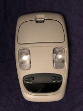 2002 - 2008 Dodge Ram overhead console map dome light 1500 2500 Pickup