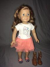 2007 American Girl Doll Nikki Girl of the Year Retired