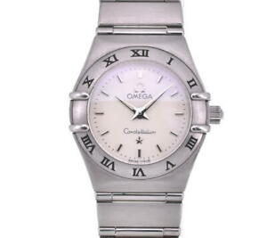 OMEGA Constellation 1562.30 stainless steel Silver Dial Quartz Ladies H#102890