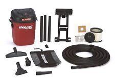 Shop-Vac 3.5 Gallon 3.0 Peak HP Wall Mount Wet Dry Vacuum Cleaners 3940100 New