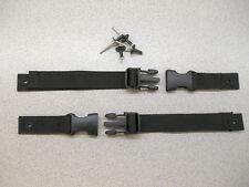 Snowmobile Casters shop caddies dolly dollies universal strap kit ( 2 straps )