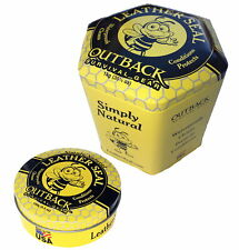 Outback Survival Gear - Leather Seal Clean Conditioner Moisturizer Protects