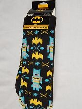 Lego BATMAN movie Long Tube Casual Boot Socks OSFM Winter Thermal Hiking Hunting