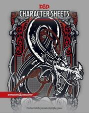 Dungeons and Dragons Character Sheets - send worldwide - new, super deal :)