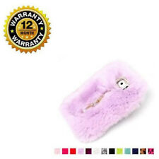 T-Mobile Samsung Galaxy S5 i9600 Case Bling Diamond Bow Light Purple TPU Cover