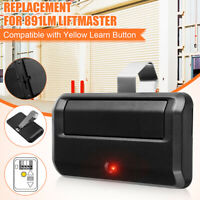 Garage Door Opener Remote Control Transmitter For 891LM LiftMaster One Button