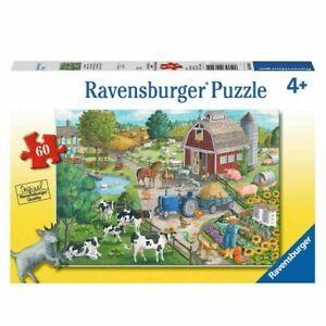 Ravensburger Home on the range 60 pcs Jigsaw Puzzle 4+