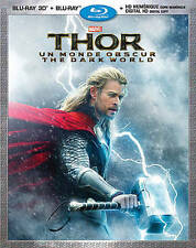THOR: THE DARK WORLD (DVD, 2014) - NEW SEALED DVD